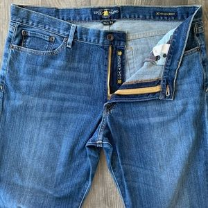 36x34 Lucky Brand 367 Vintage Boot Jeans